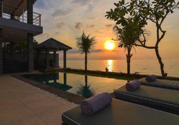 Villa Sean - Private LUXURY BEACH FRONT Villa