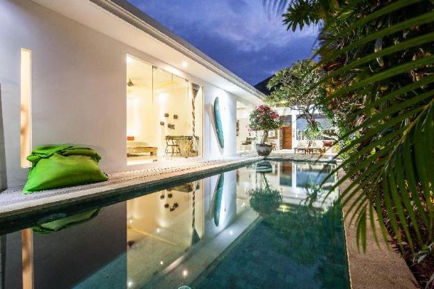 Modern Luxury Tropical Private Villa Seminyak