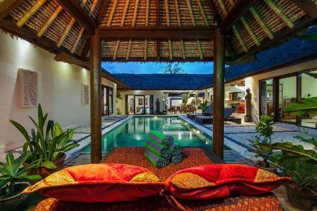 Modern Tropical Private Villa in Umalas
