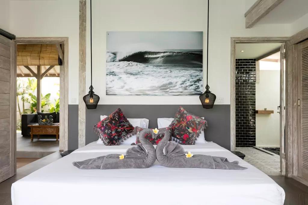 Little Paradise Parerenan Beach Private Villa