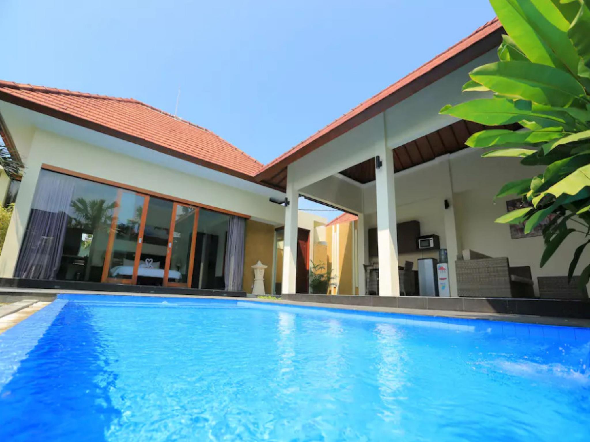 Private Pool Villa At Seminyak Kunti