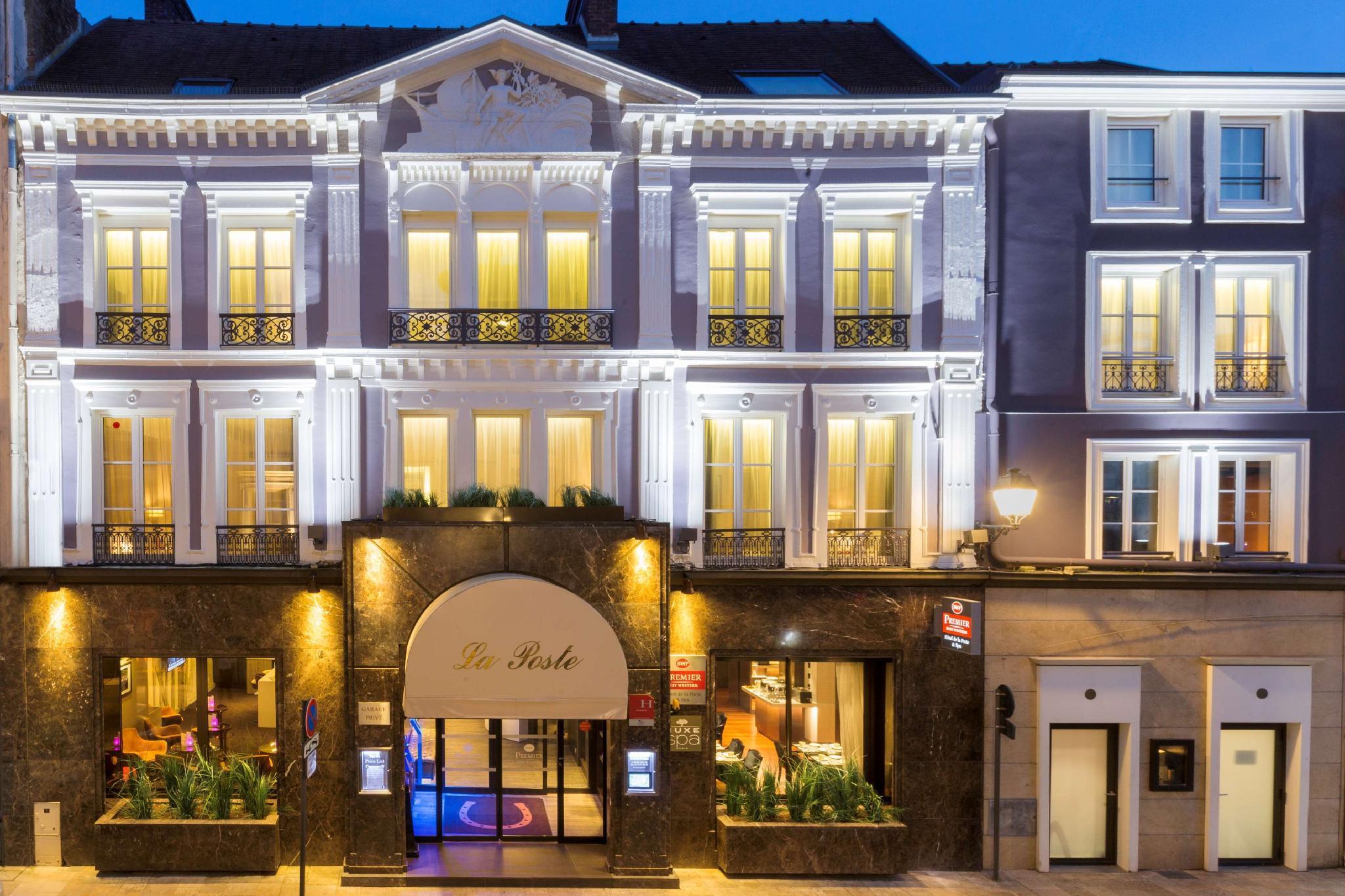 Best Western Hotel De La Poste And Spa
