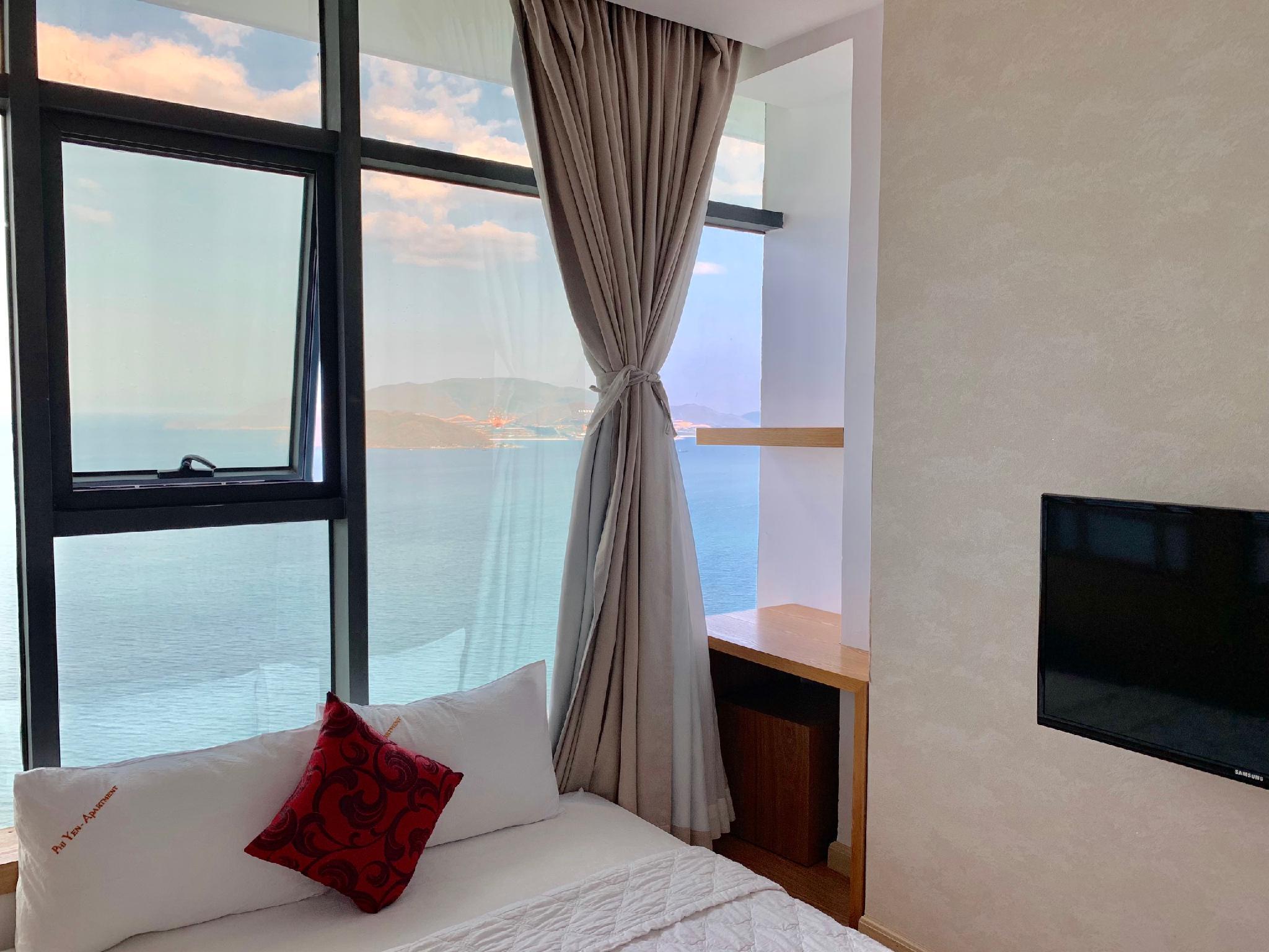 Two Beds Sea View Phi Yen Nha Trang Apartment