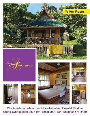 picture 1 of Villa Anastacia Yellow Room