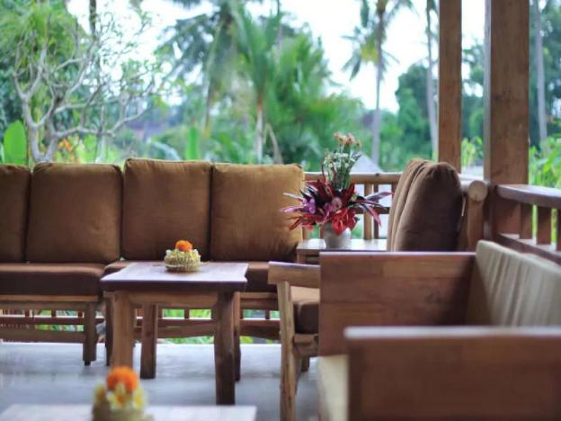 Graha Sandat Private Pool Villa Ubud Center