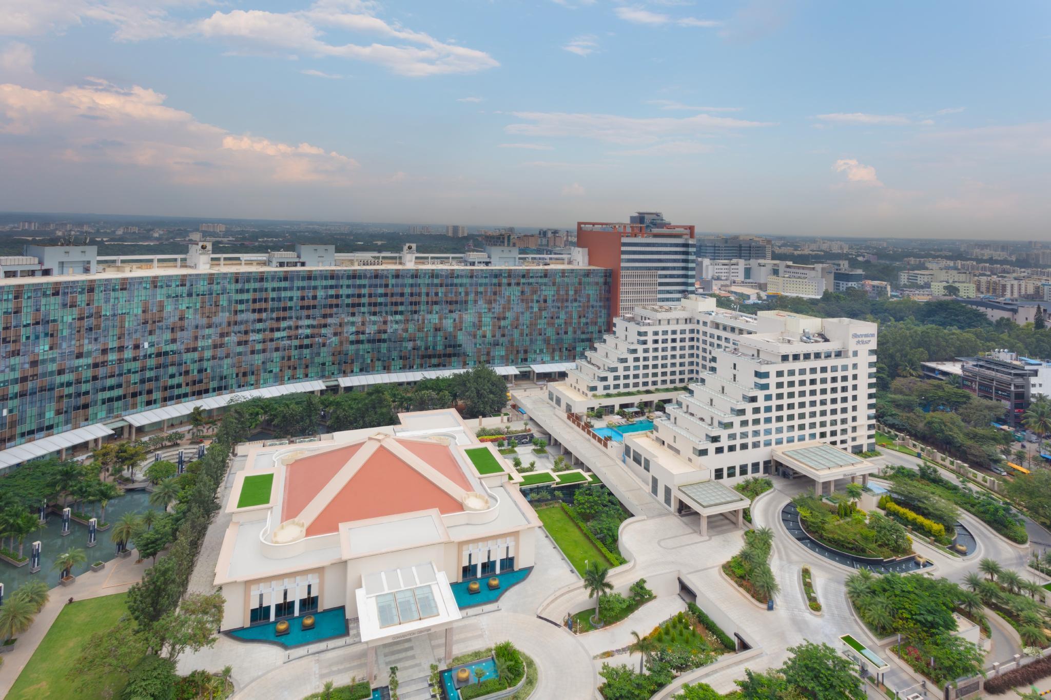 Sheraton Grand Bengaluru Whitefield Hotel And Convention Center