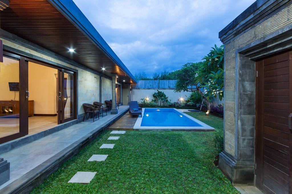 Cozy Family 2 BR Private Pool Villa At Paisa V