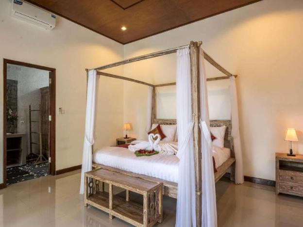 3 BR wooden villa private pool@SandanaUbudVilla
