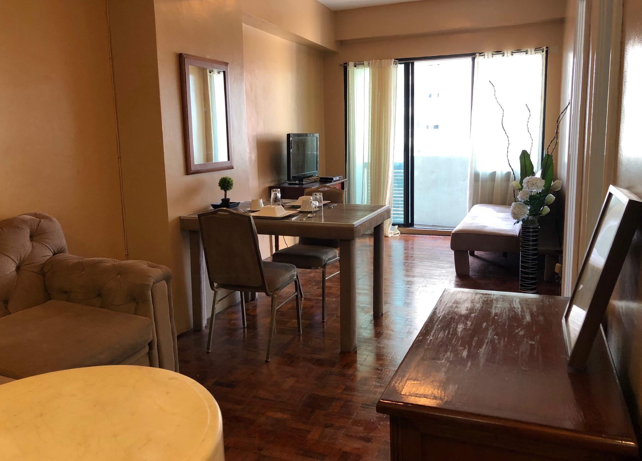 1 Bedroom Serviced Apartment In Condo Hotel