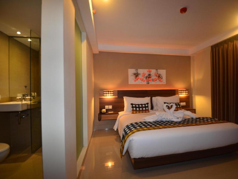 Grand Barong Resort Hotel Room Service Menu