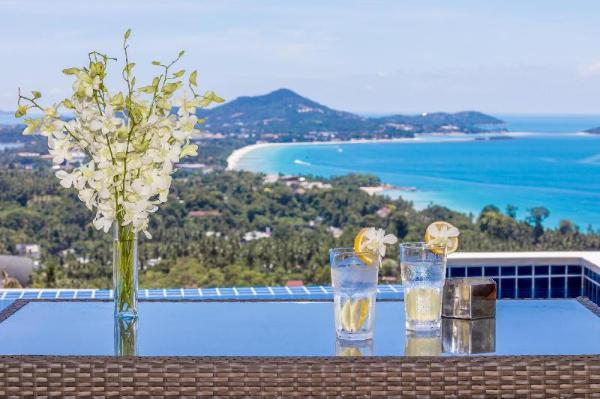 Villa Bebe-Seaview Villa by Verano Residence Koh Samui