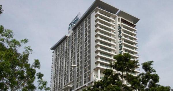 Bayu Marina Resort - 3 bedrooms style  Johor Bahru