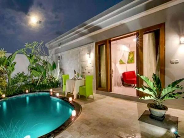 ROMANTIC 1BR Private Pool Villa Bali