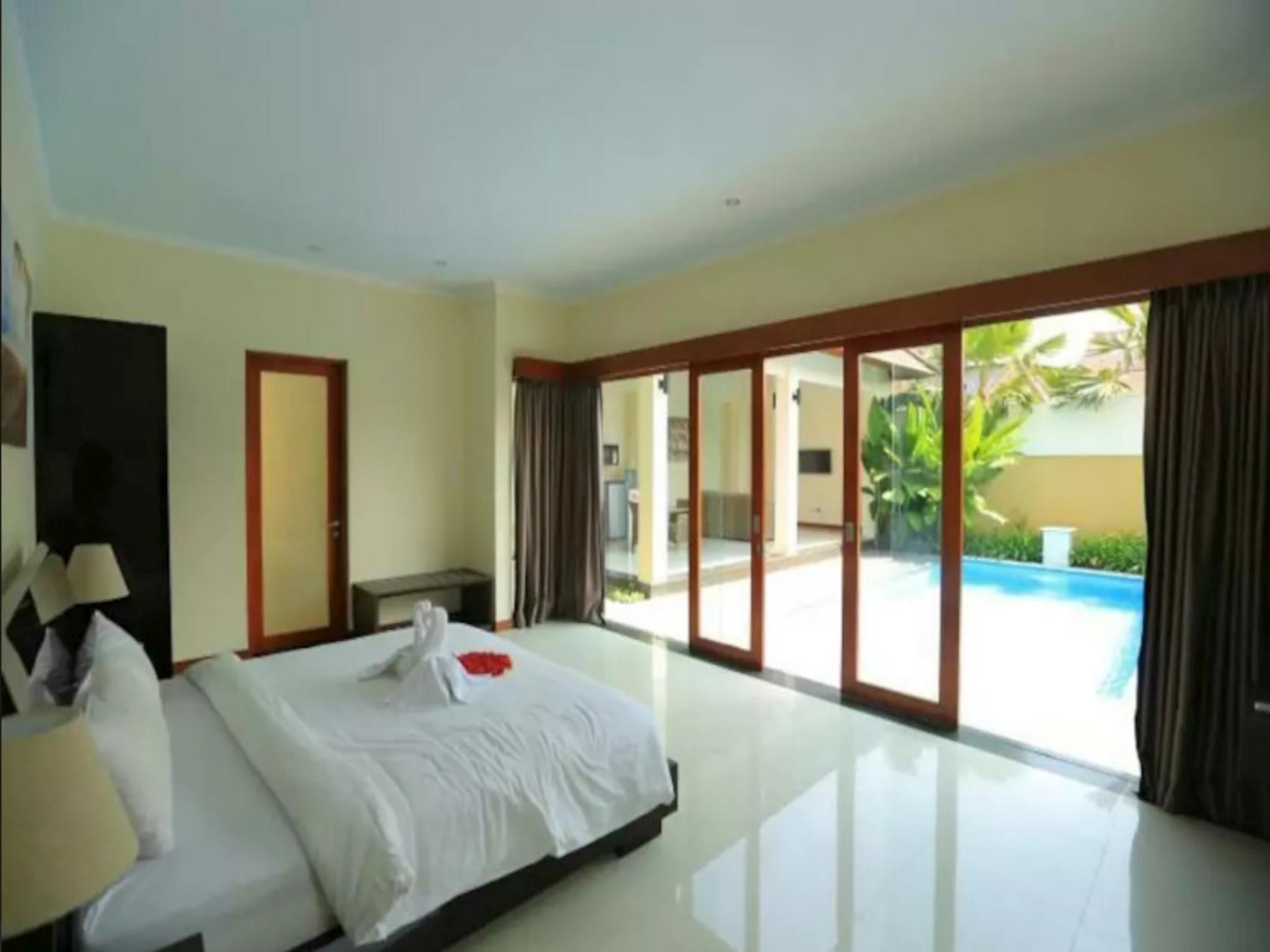 1 BRoom Private Pool Villa And Kitchen In Seminyak