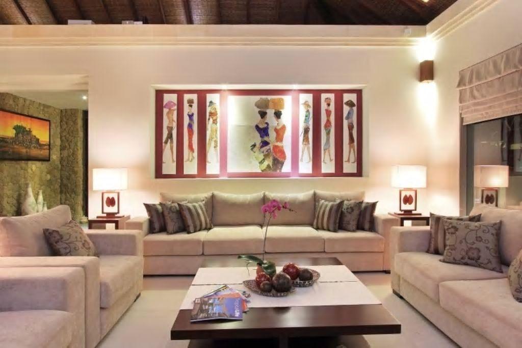 Lokasi Kemala, 5 Bedroom Villa, Canggu Gg. Nakula No.9B, Tibubeneng, Kuta Utara, Kabupaten Badung, Bali 80361