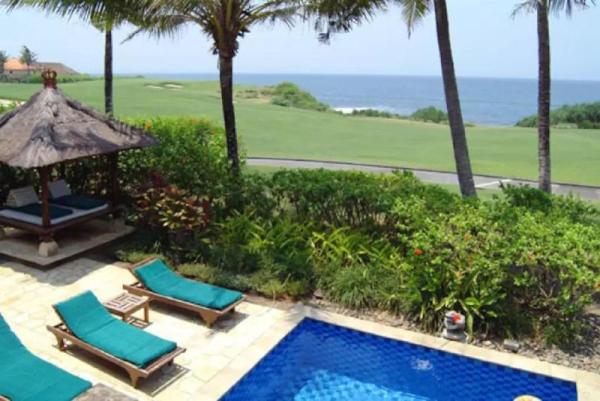 Ocean Golf, 2 4 Bedroom Villa,Car+Driver,Tanah Lot Bali