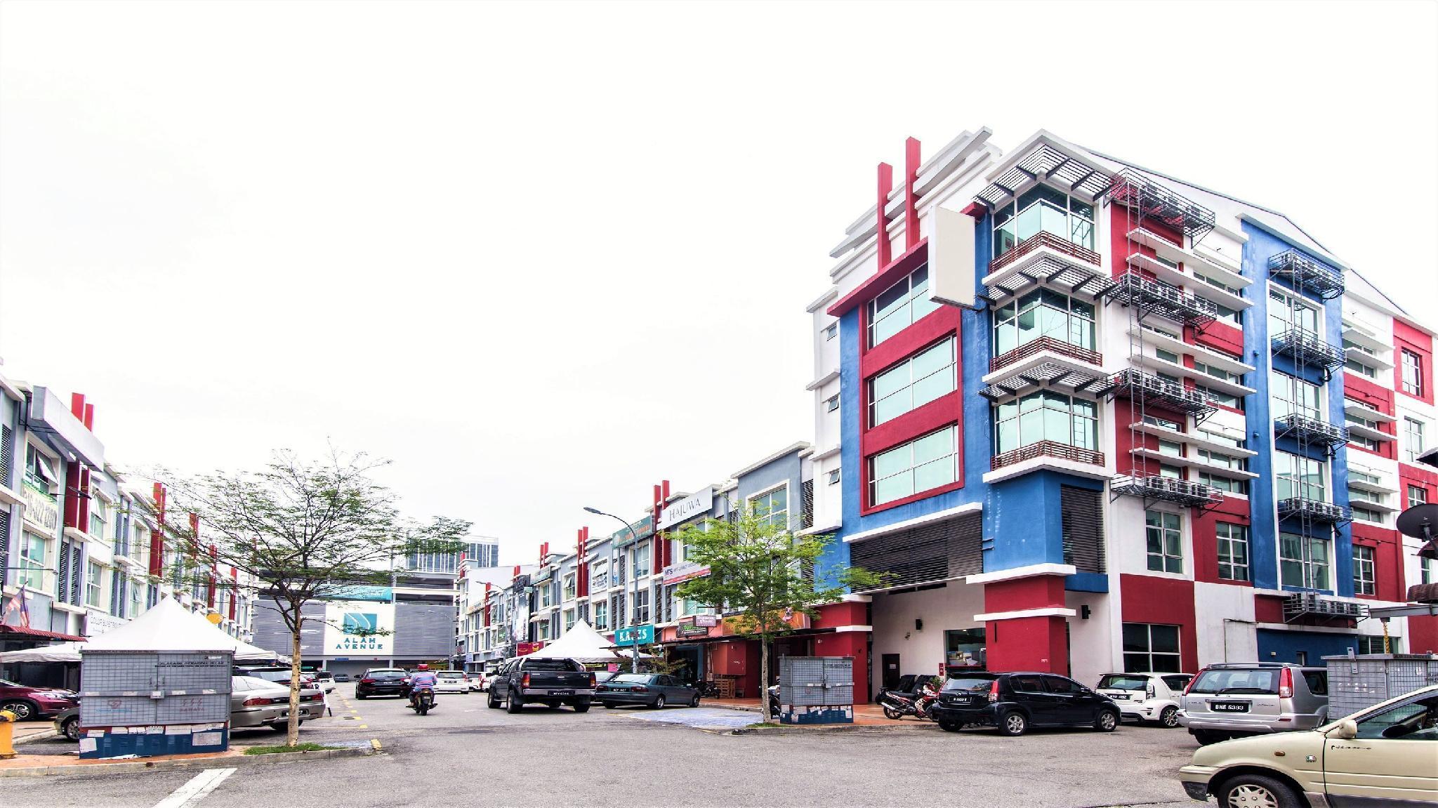 ZEN Rooms Basic Near I City