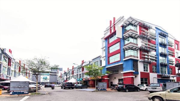 ZEN Rooms Basic Near I-City Shah Alam