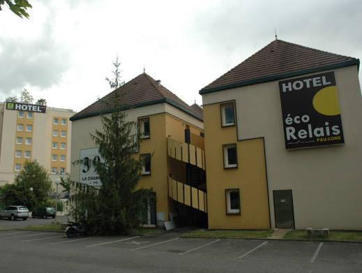 Hotel Eco Relais   Pau Nord