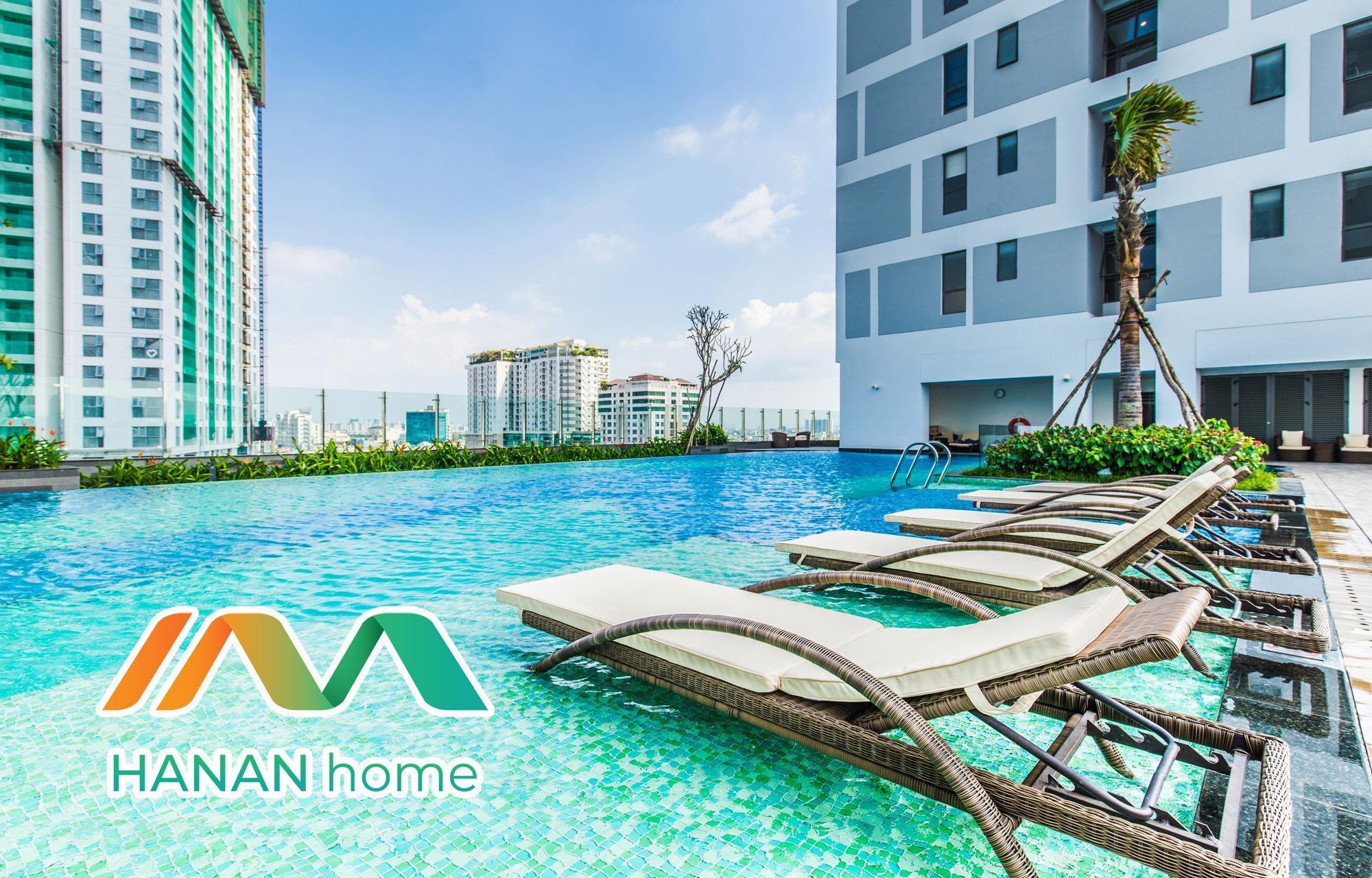HANAN Delux Home* Saigon Downtown* FREE PoolandGYM