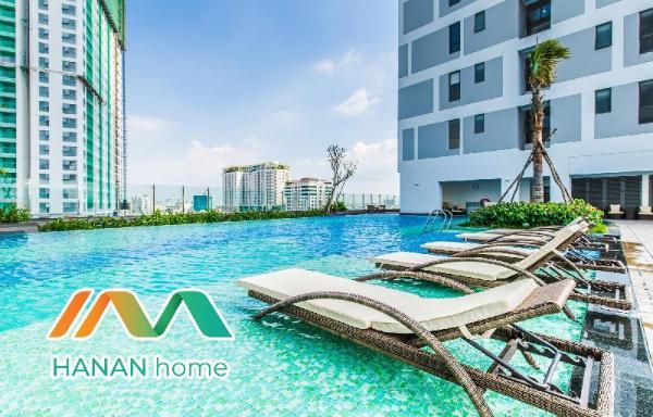 HANAN delux home* Saigon downtown* FREE Pool&GYM Ho Chi Minh City