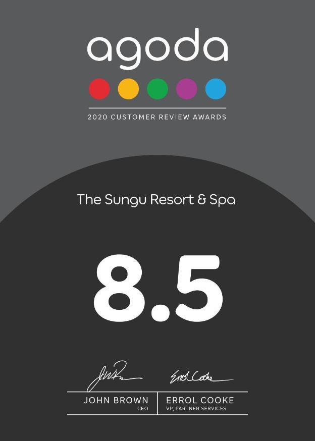 The Sungu Resort & Spa