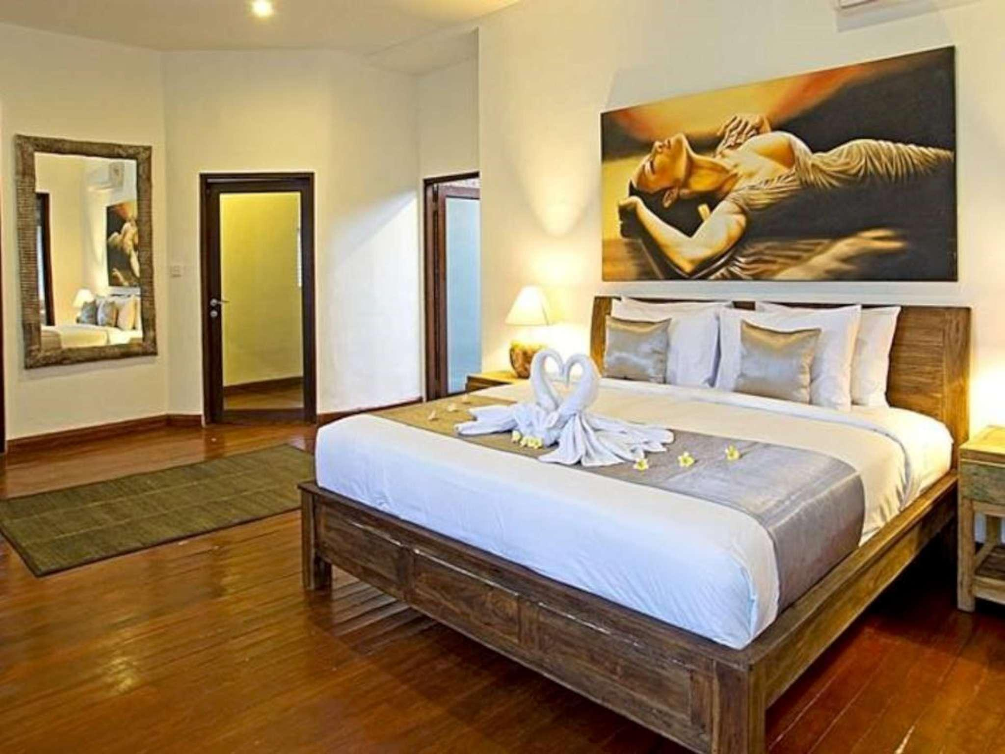 5 BDR Best Private Pool Villa In Seminyak