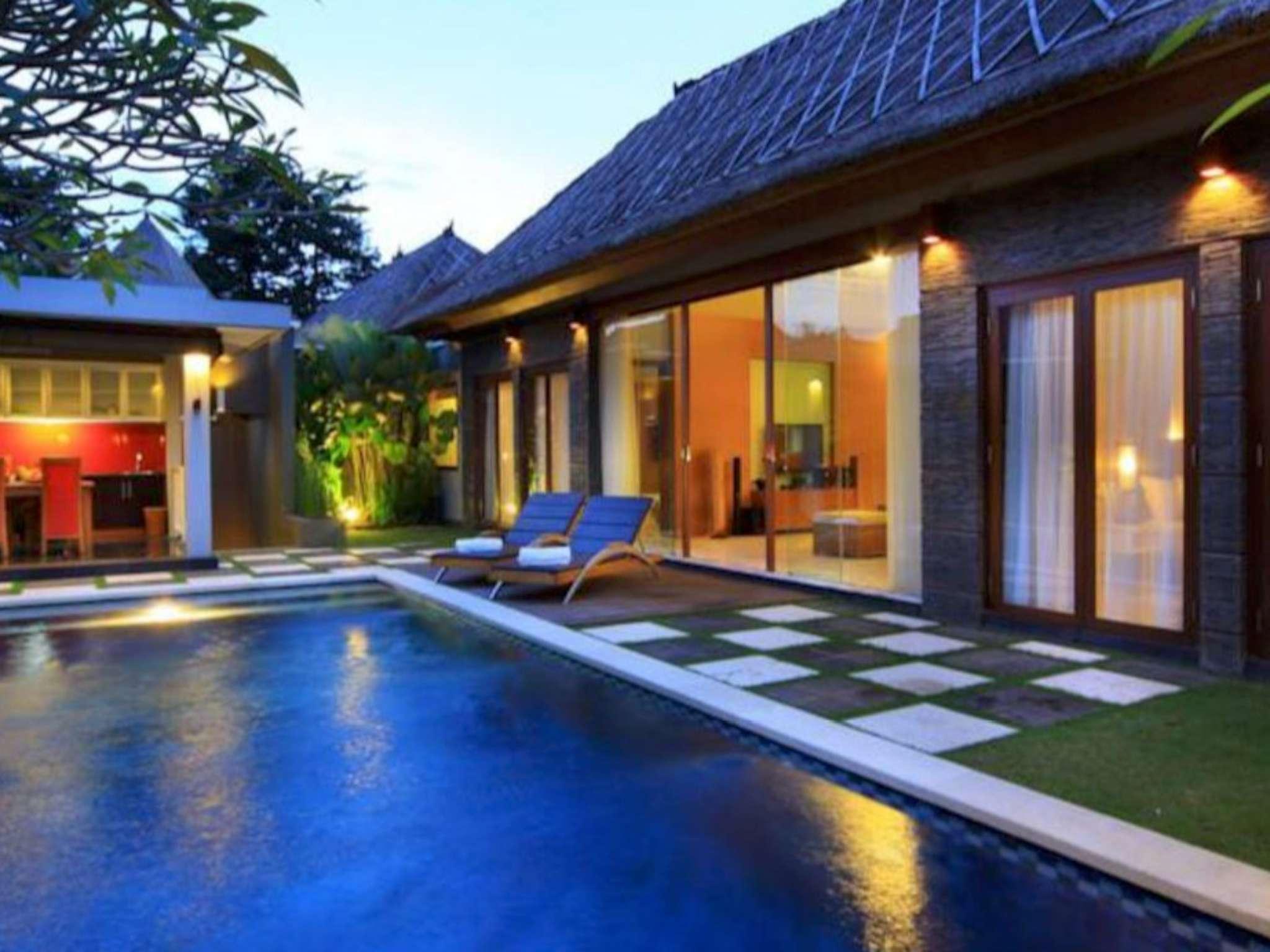 2 BDR Abi Villa Private Pool At Jimbaran