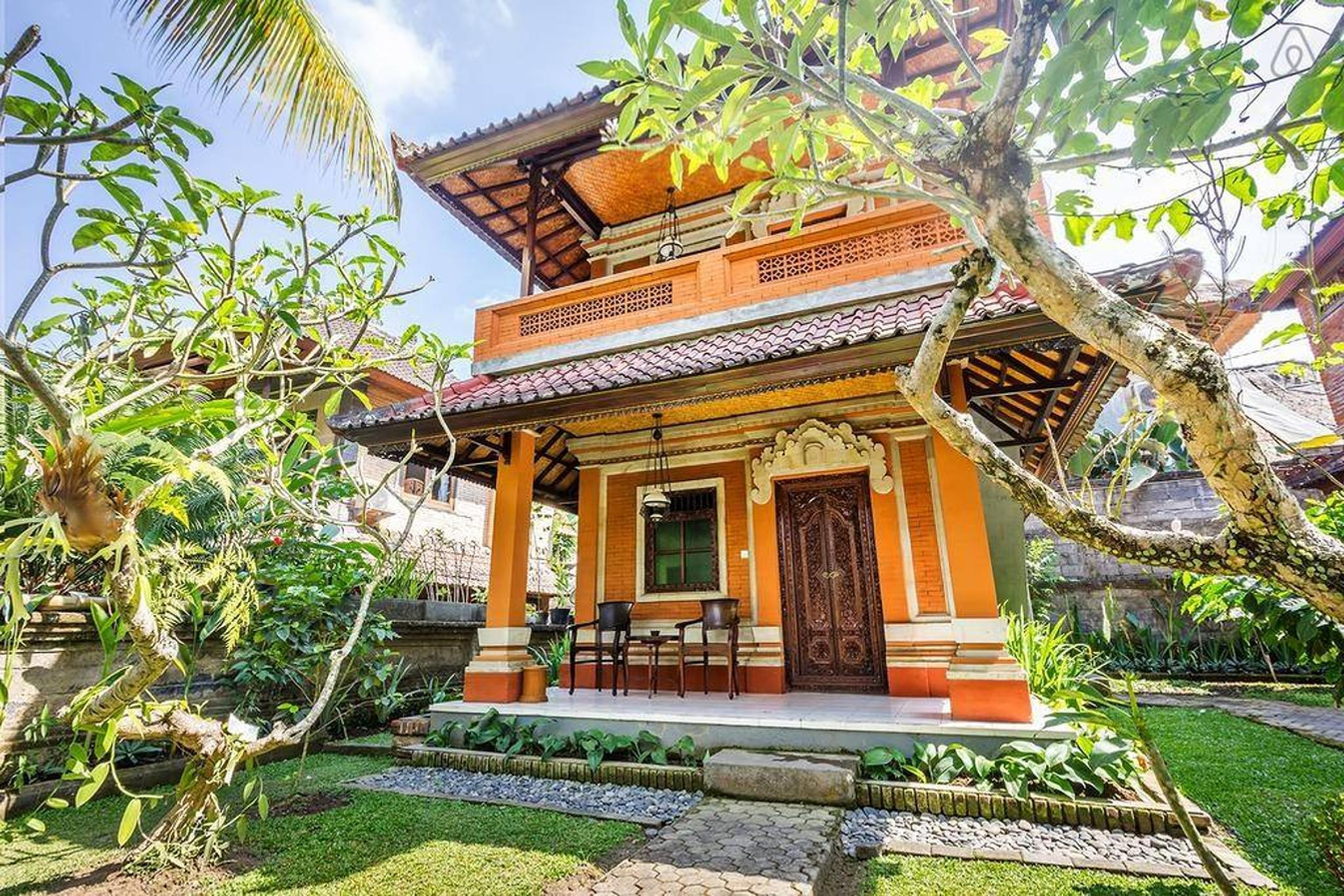Bungalows Close Monkey Forest Ubud Reviews