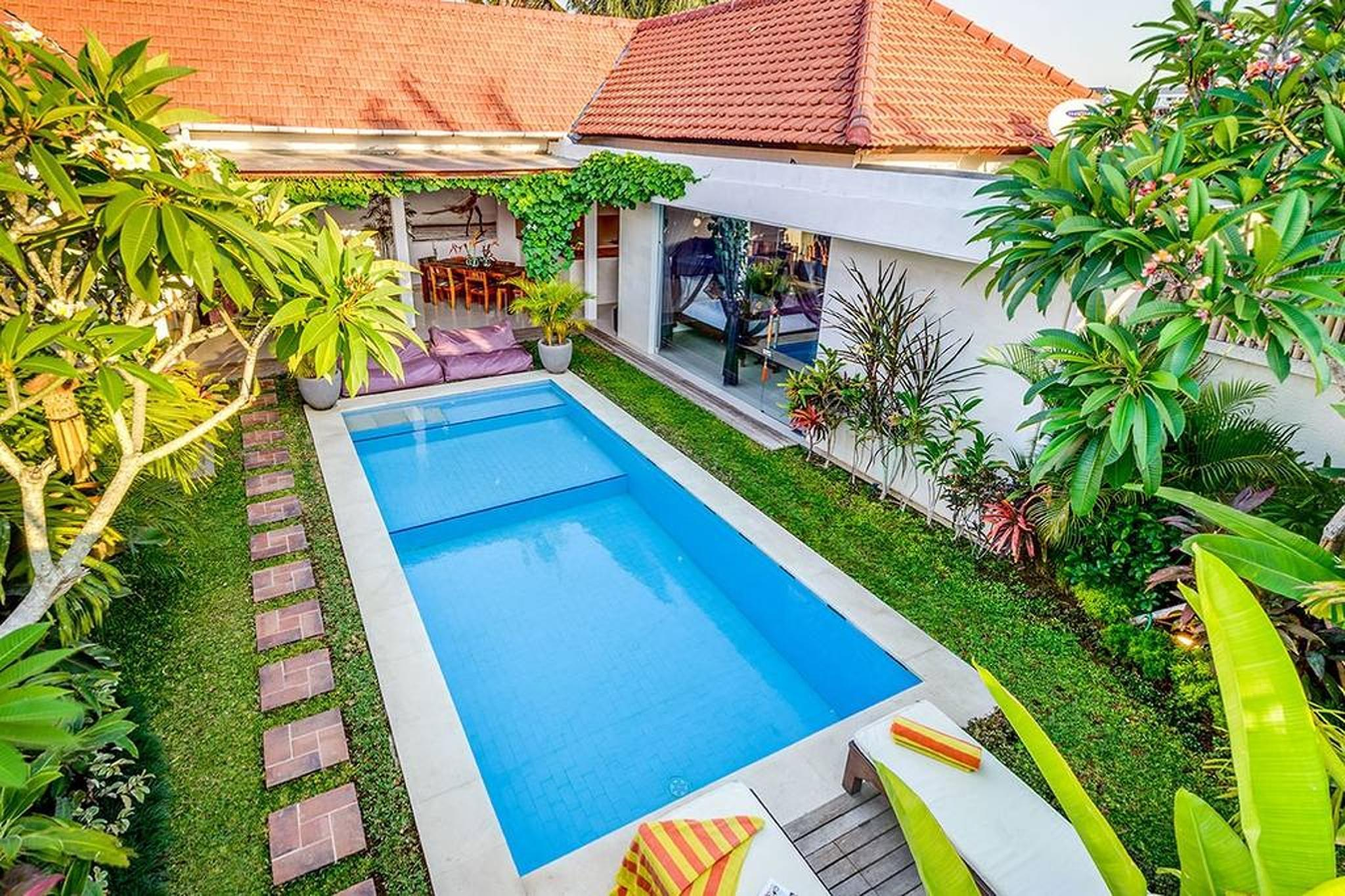 3 BDR Villa modern style in Seminyak Reviews