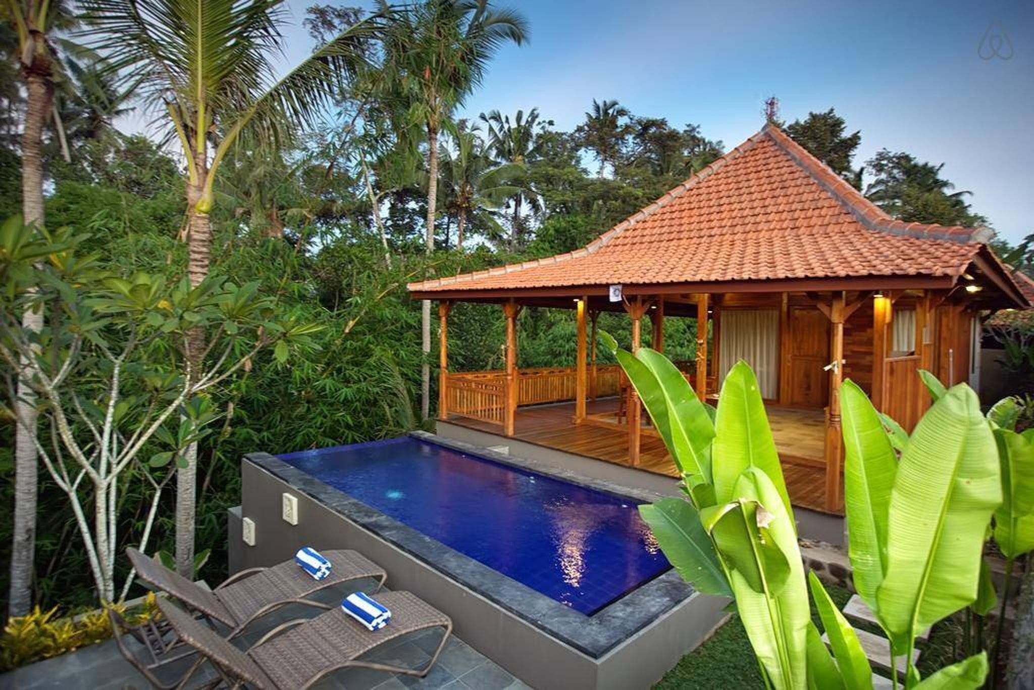 1 BDR Pool Villa Ubud in Sayan Reviews