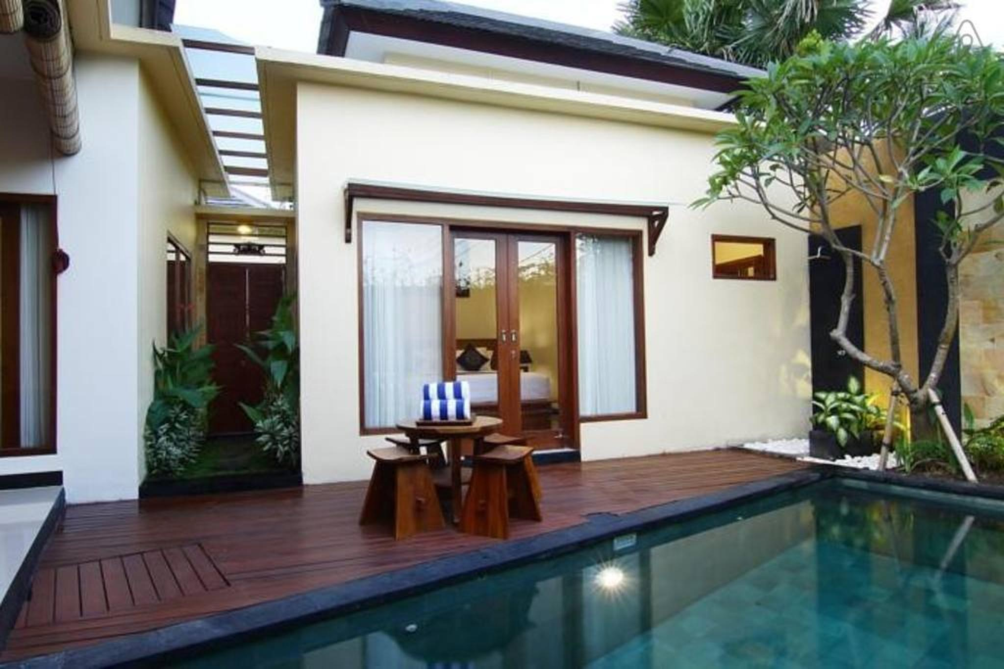 2 BDR Private Villa Canggu Area Reviews