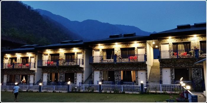 Pacific Inn 360 Degree Resort Rishikesh