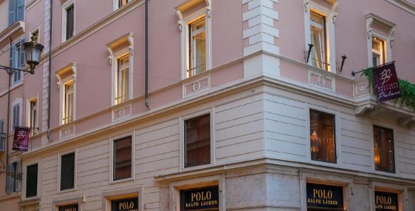 Central Palace Boutique Rome