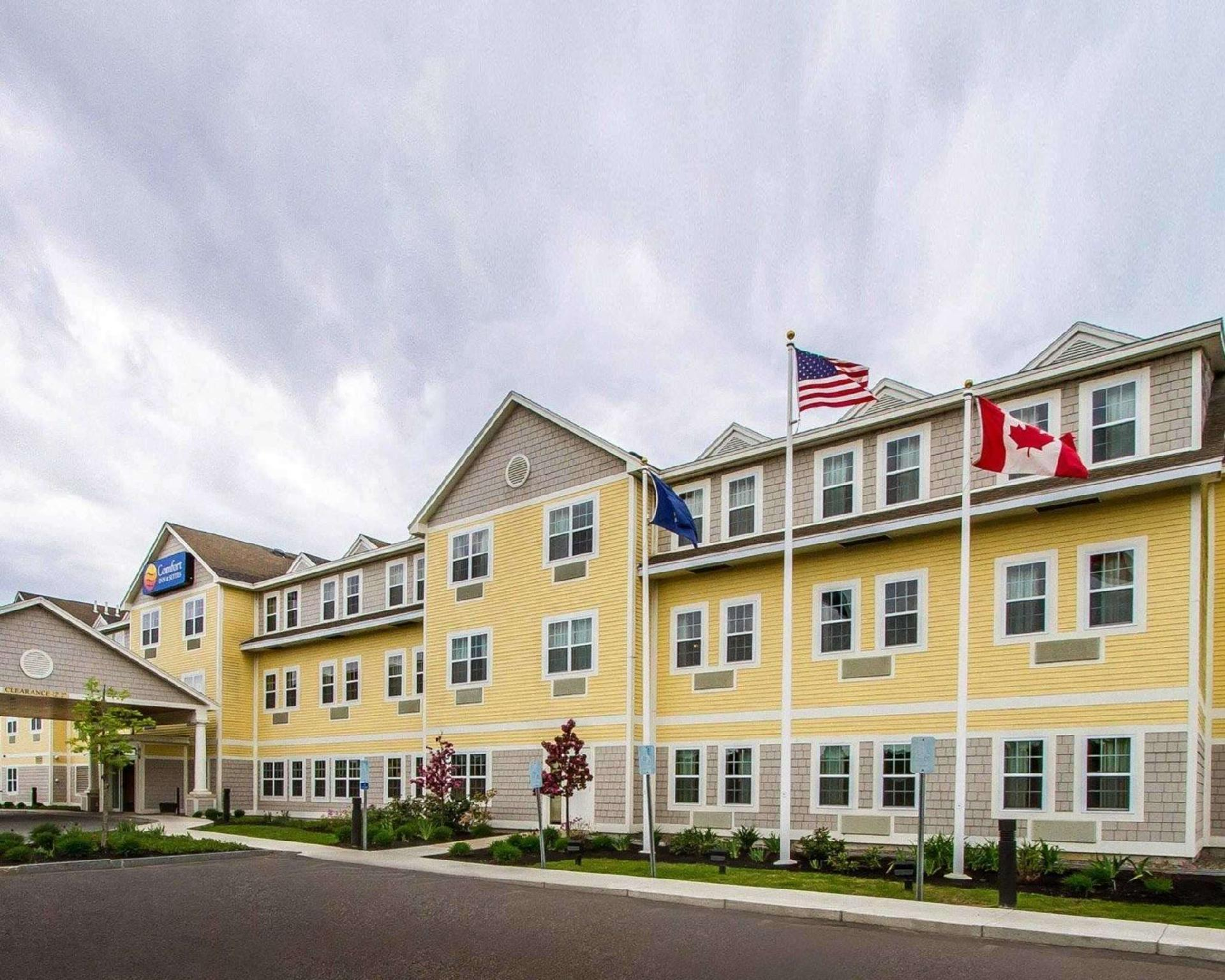 Comfort Inn and Suites Wilton Wilton