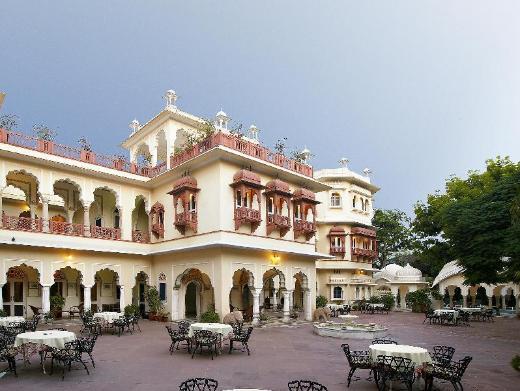 Alsisar Haveli - A Heritage Hotel