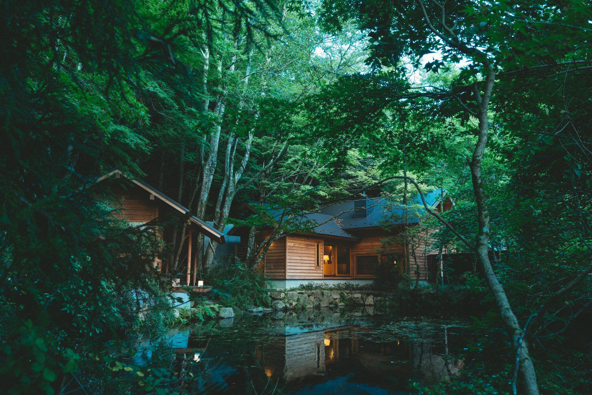 Hakone Retreat Villa 1 F