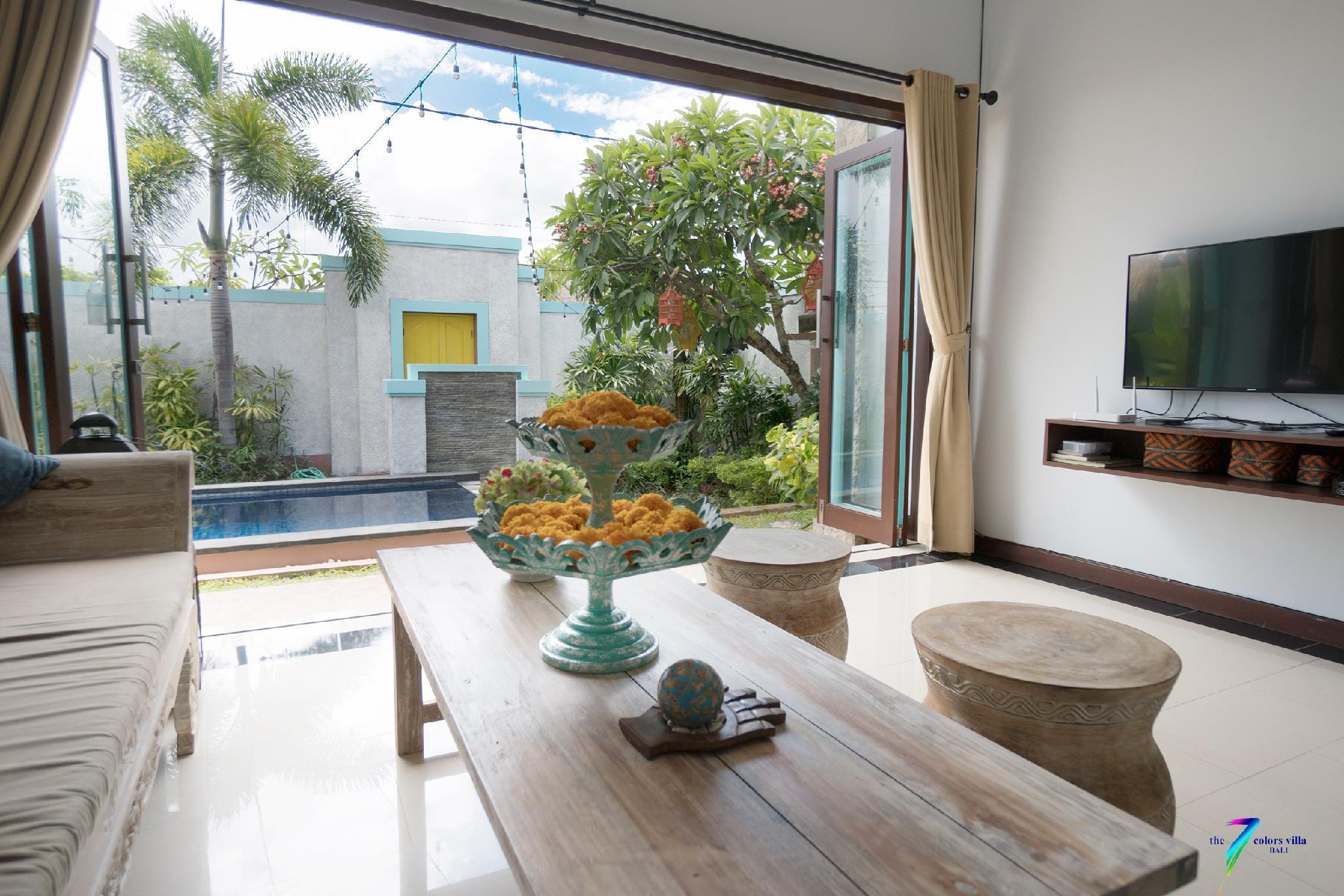 Trixie Bidadari   Private Pool Vila In Seminyak