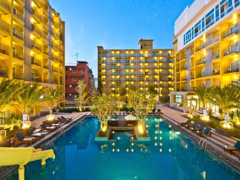 Grand Bella Hotel - Pattaya