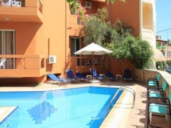 Hotel Elotia Crete Island