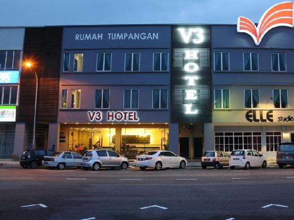 V3 Hotel Taman Gaya Johor Bahru