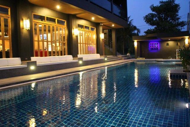 วิลล่า ครี ปราณบุรี – Villa Gris Pranburi