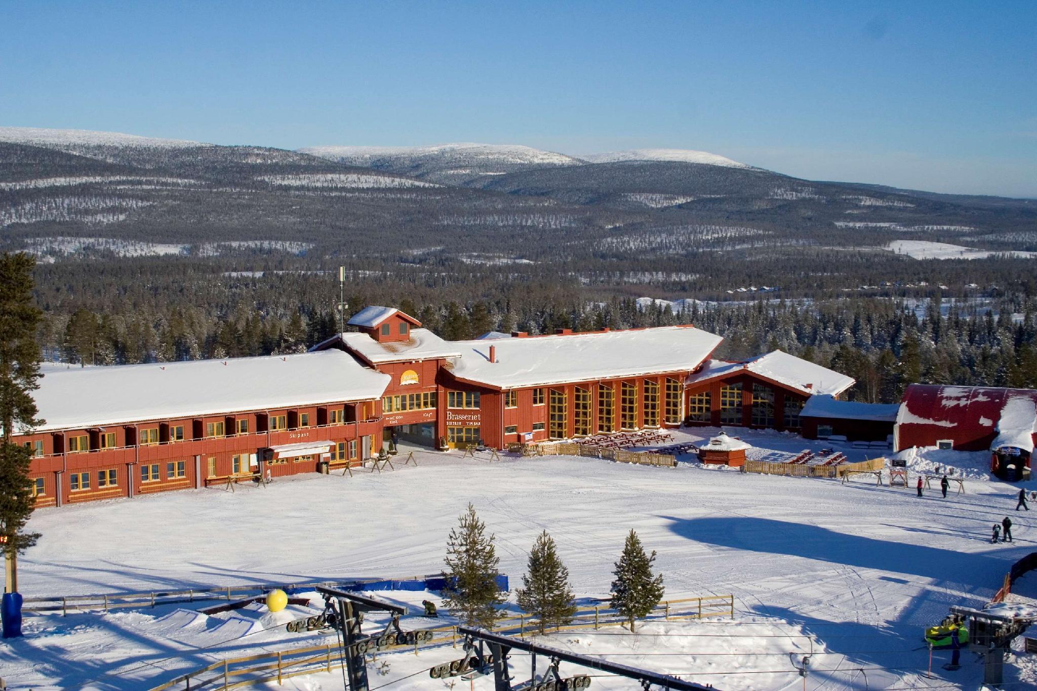 Best Western Stoten Ski Hotel