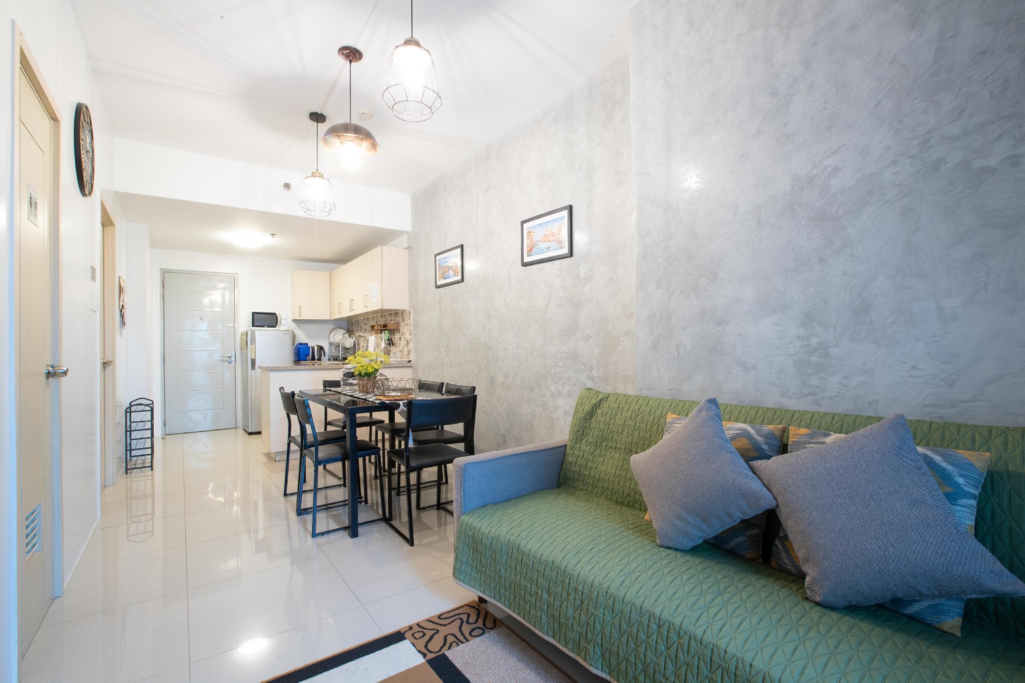 2 Bedroom Condo Quezon City SM North EDSA