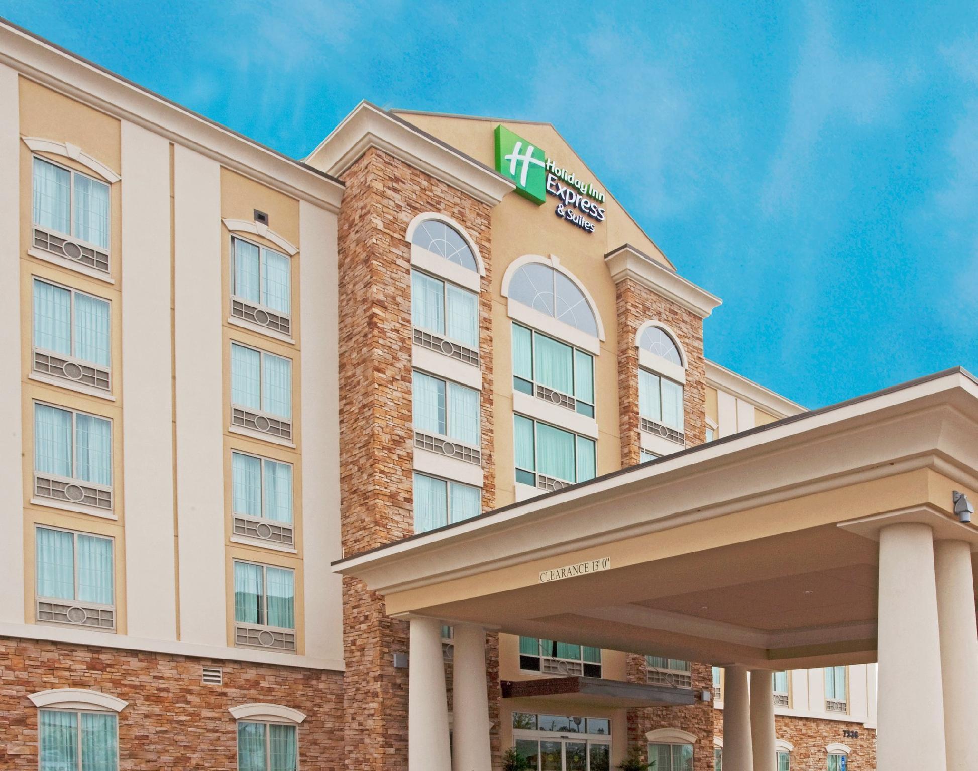 Holiday Inn Express And Suites Columbus At Northlake