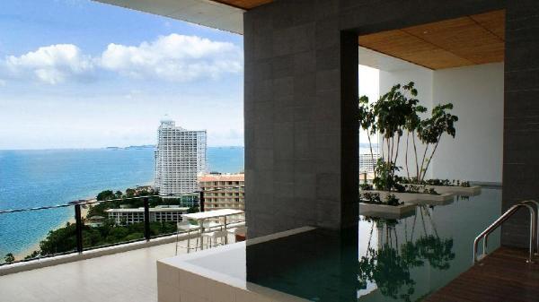 North Point Condominium Sea View Pattaya
