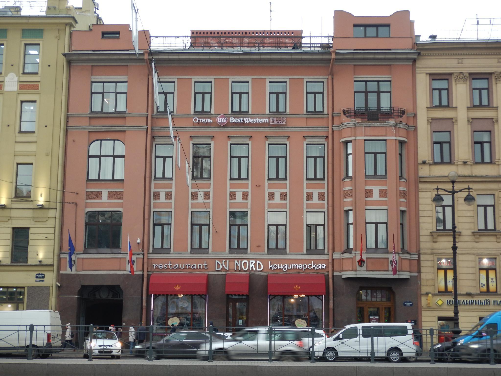 Best Western Plus Centre Hotel