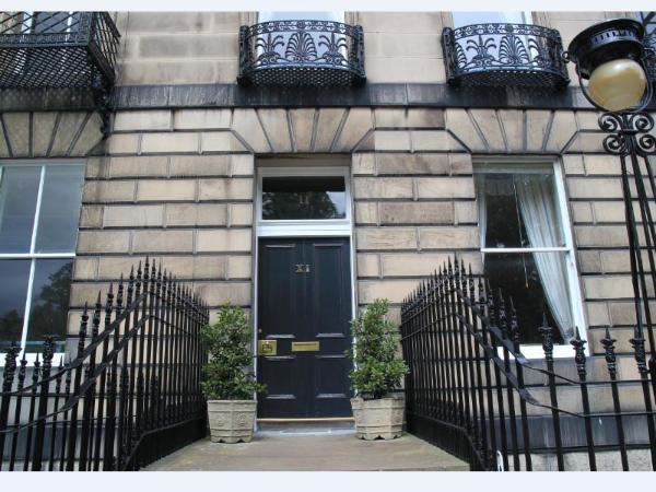 A Georgian Residence Edinburgh