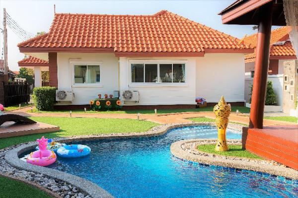 Near Nong Nooch Garden 3BR Private Pool Villa  Pattaya