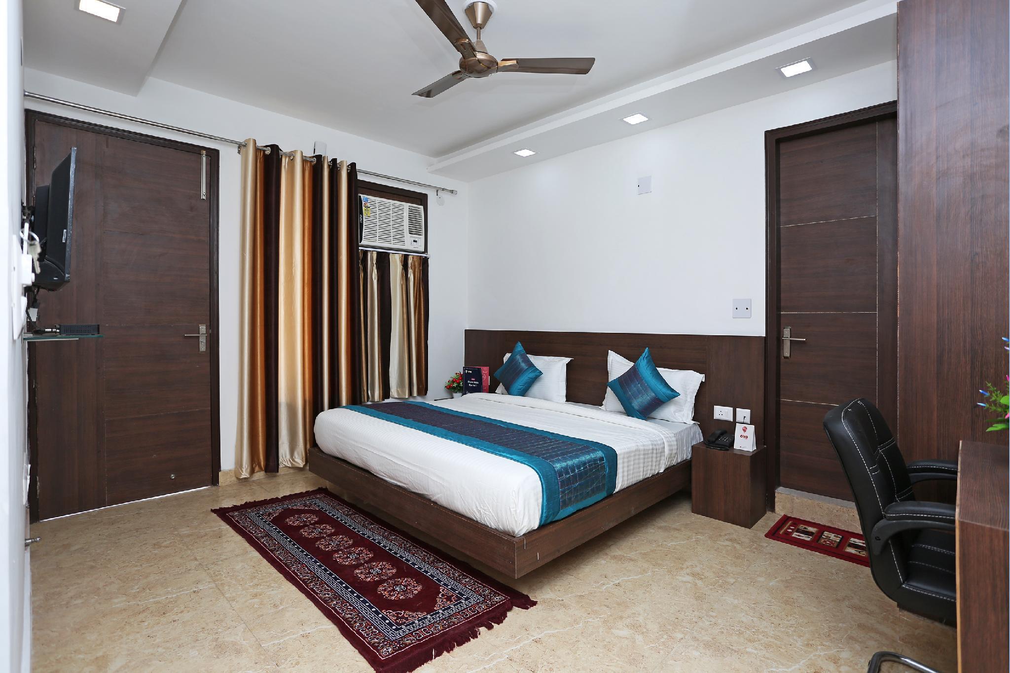 OYO 6603 Hotel Green Residency 2
